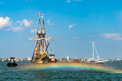 Mayflower to Plimoth
