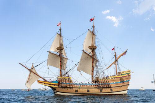 Mayflower to plimoth 4640