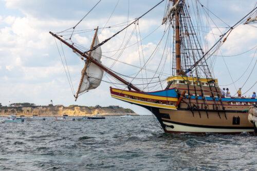 Mayflower to plimoth 5073