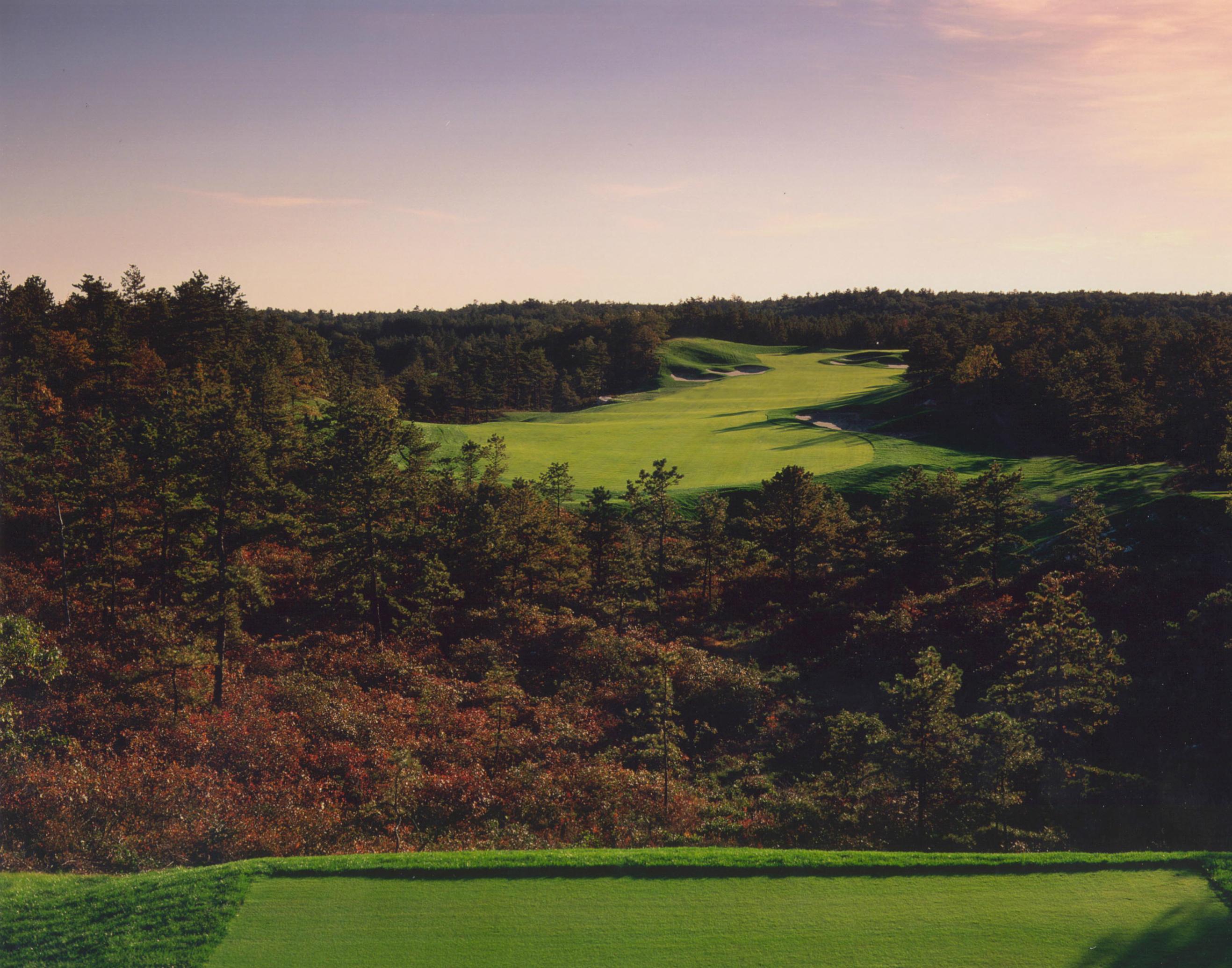 Rees Jones Course at Pinehills Golf Club