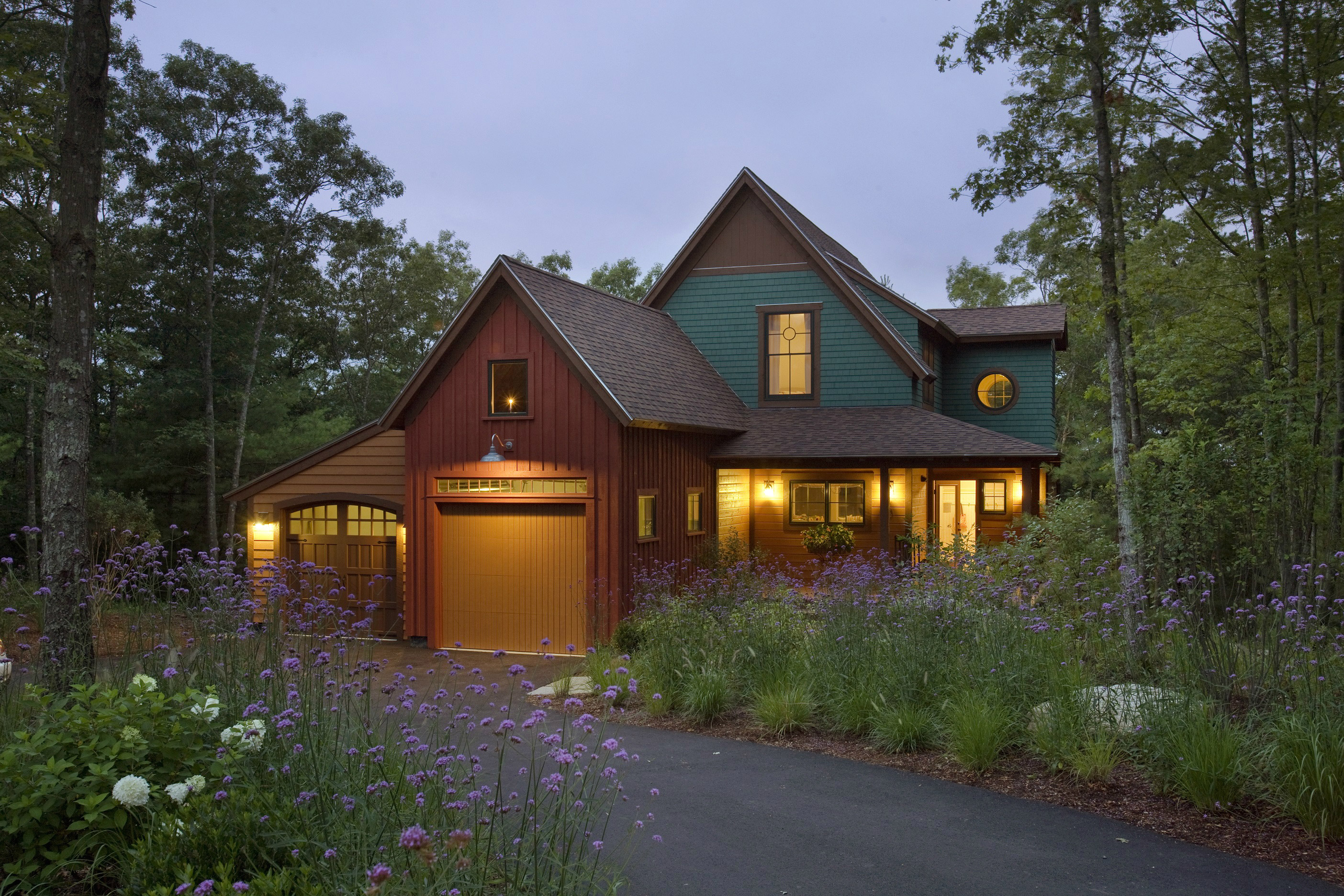 Hickorywood Cottages by Barefoot Cottage Company