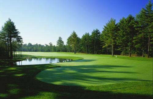 Pinehills Golf Club Nicklaus 18