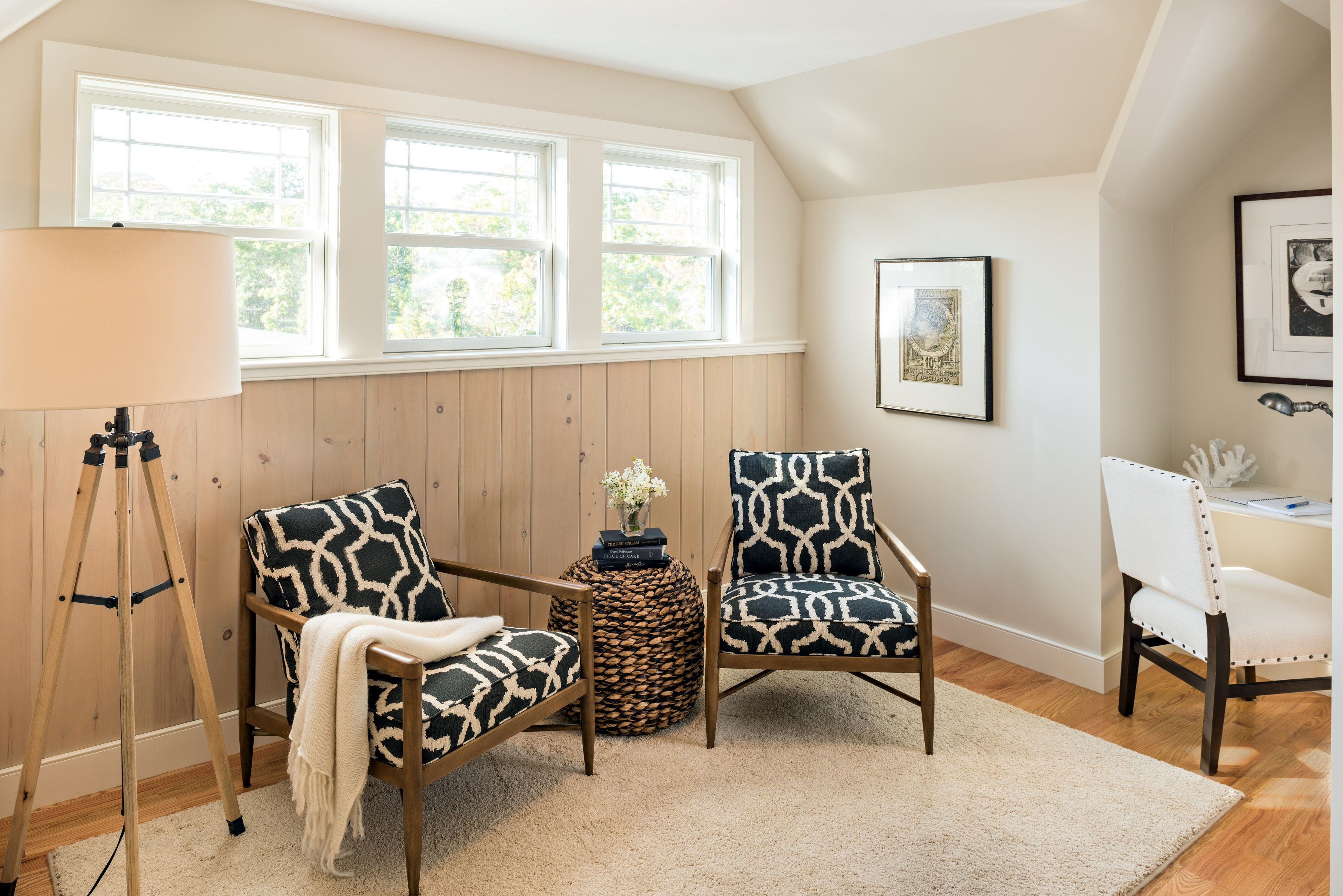 Poet's Corner Cottage Home by MacKenzie Brothers