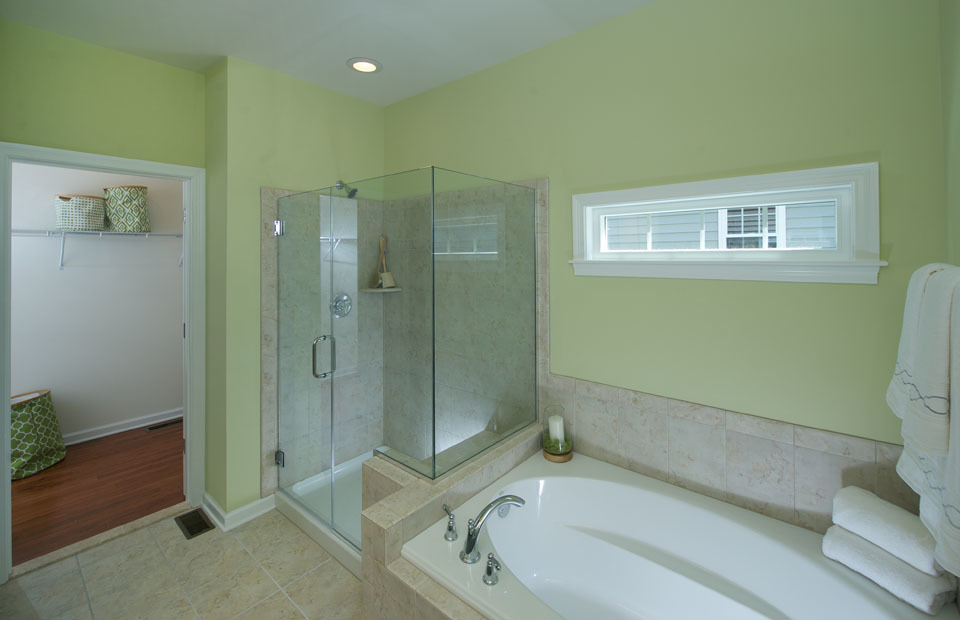 Pulte Abbeyville Master Bath