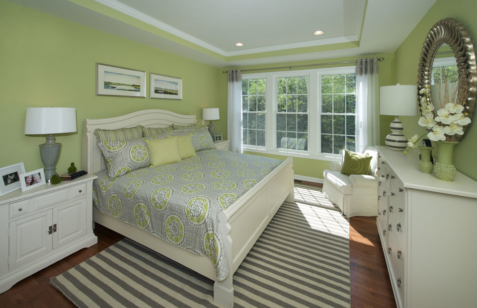 Pulte Abbeyville Master Bedroom