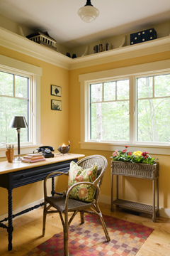 Barefoot Cottage Hickorywood Office