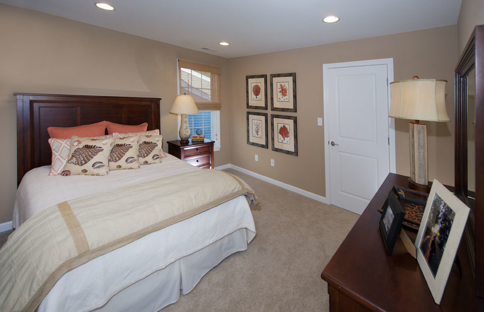 Pulte Chablis Bedroom