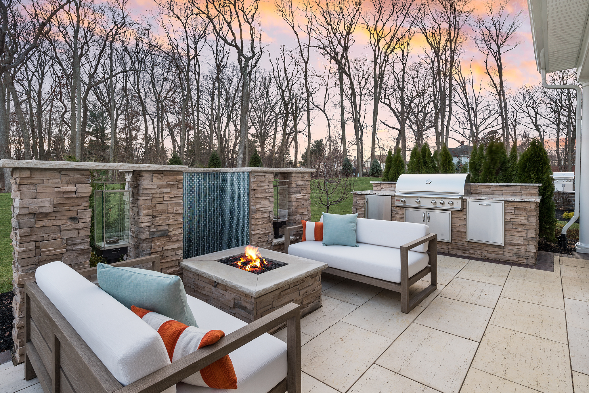 Toll Brothers Briarwood Patio