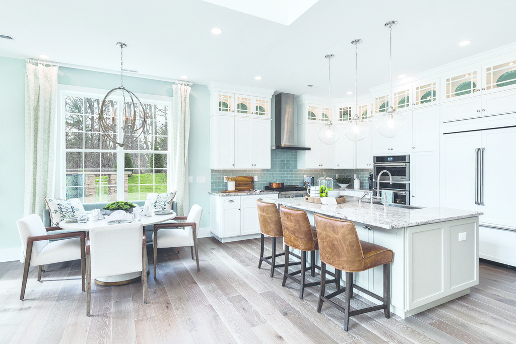 Toll Brothers Briarwood Kitchen