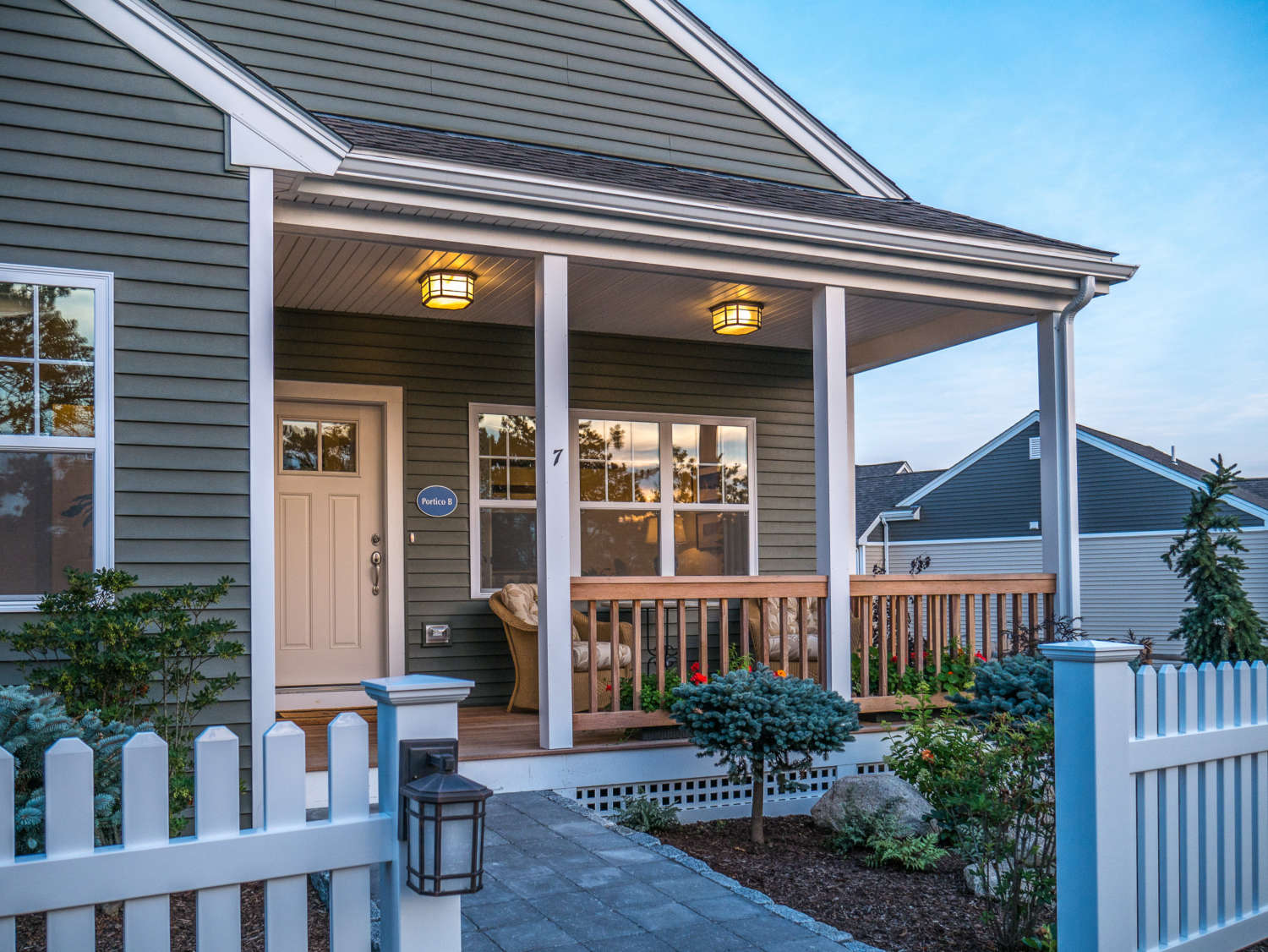Whitman Homes Attached Single Family Townhome