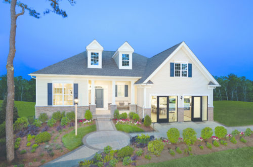 Toll Brothers Vista Point Bayhill