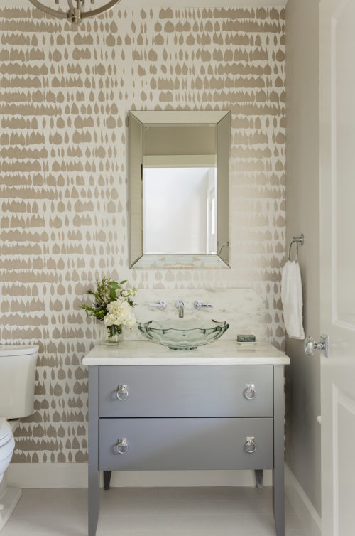 Dawn's Light Powder Room PSD