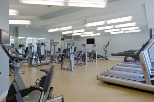 Avalon Fitness Room