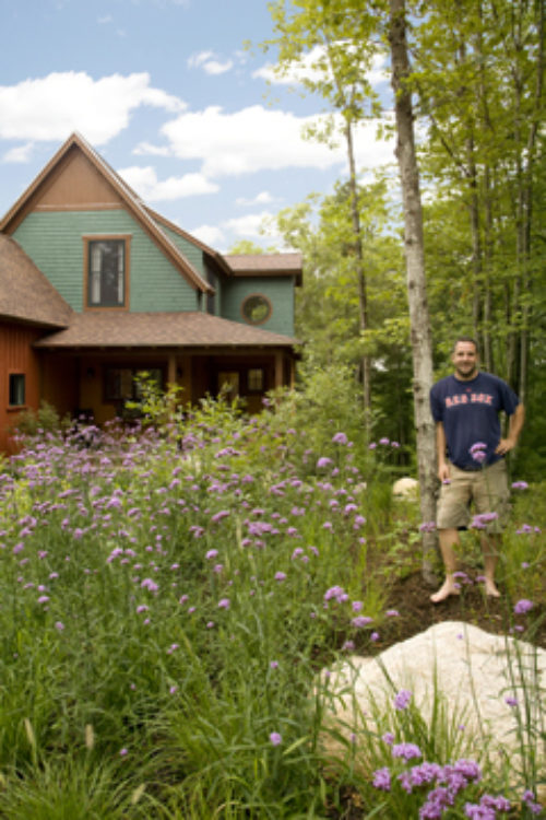 Barefoot Cottage Hickorywood Home and Builder Bill Wennerberg