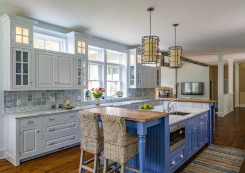 Kistler & Knapp Custom Home Ryecroft Kitchen