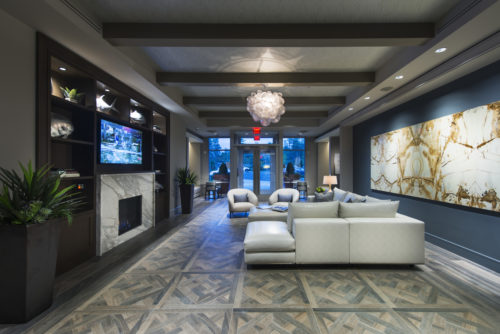Enter Into Marq at The Pinehills Luxury Apartments