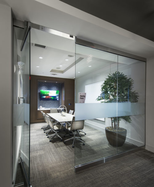 Conference Room Marq at The Pinehills Luxury Apartments