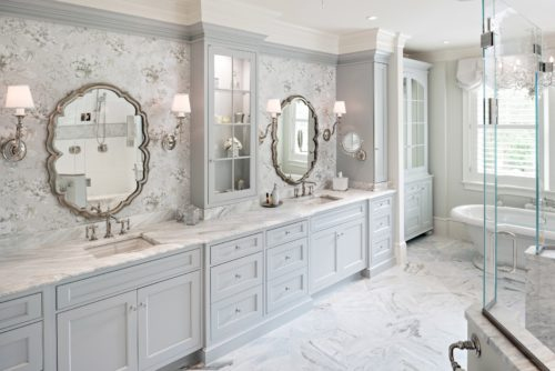 MacKenzie Brothers Ryecroft Custom Home Master Bath