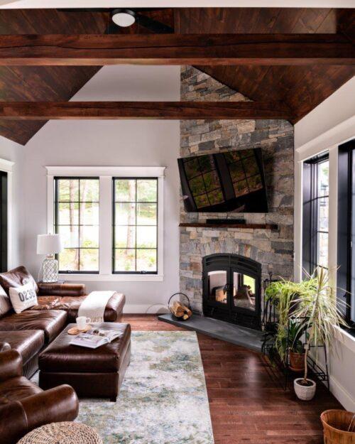 Whitman Modern Farmhouse Custom 2020