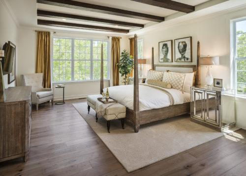 Toll Brothers Bayhill Home