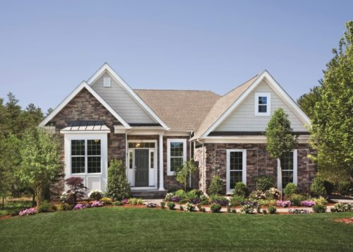 Toll Brothers Portfolio Homes