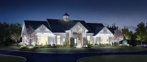 Toll Brothers Vista Point Clubhouse