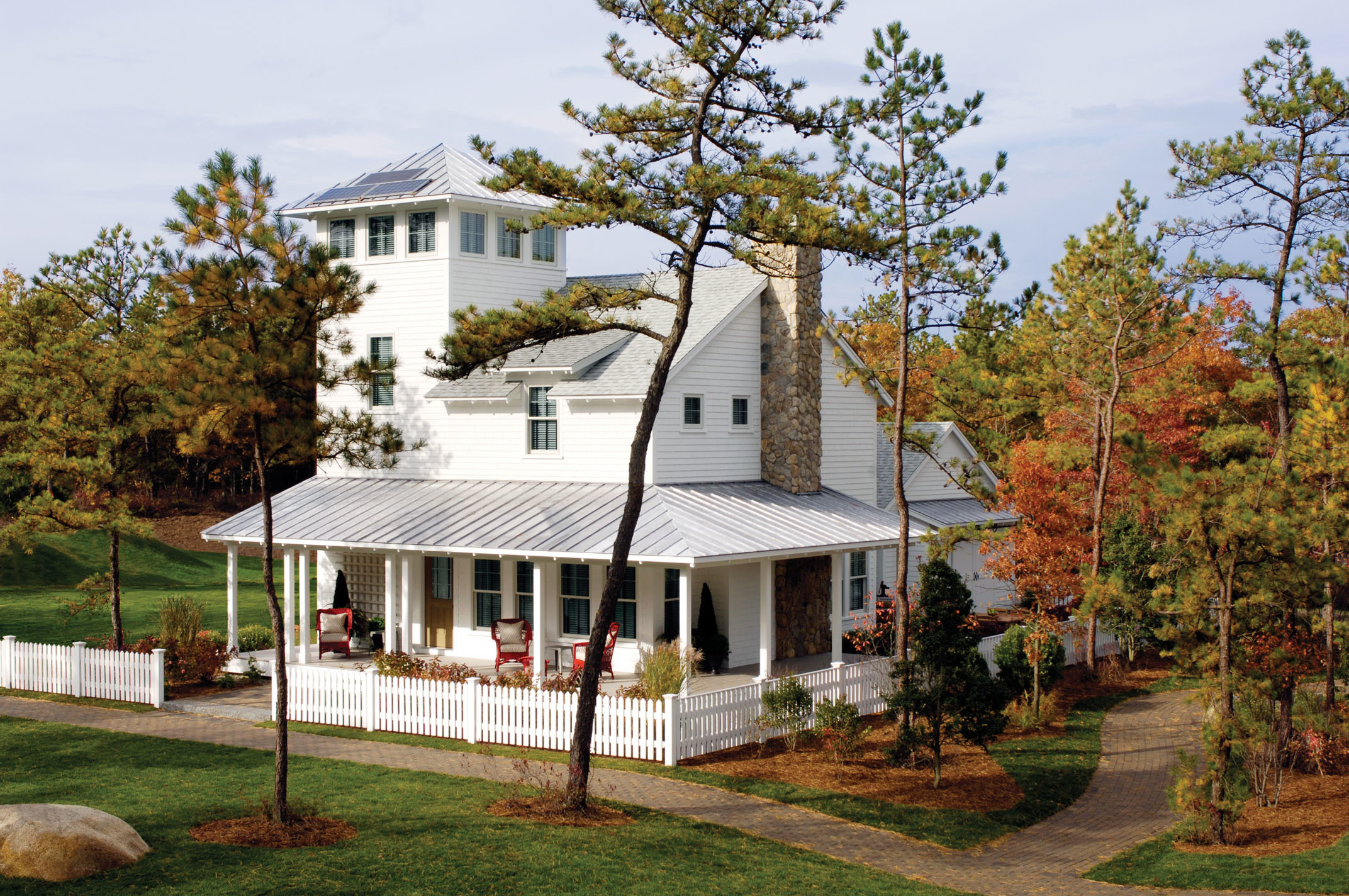 MacKenzie Brothers HGTV Green Home Cottage