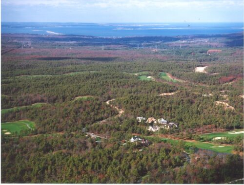 The Pinehills From Above