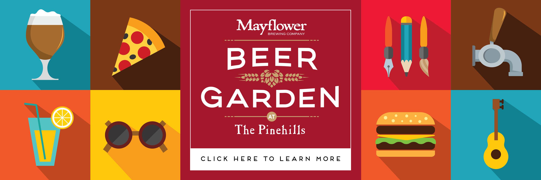 Beer garden poster web