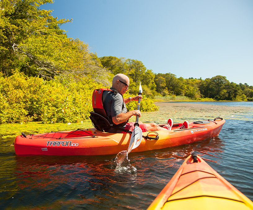 Outdoors-Kayak